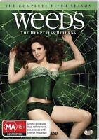 Weeds : Season 5 : NEW DVD