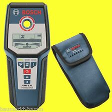 Bosch GMS 120 Appareil de repérage Détecteur de métaux visiteurs en ligne 100