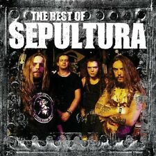 Best Of Sepultura - Sepultura (2006, CD NEUF) Explicit Version