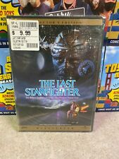 DVD Disc New Sealed Widescreen Edition THE LAST STARFIGHTER Collector's Edition