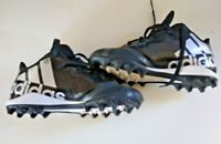Adidas Football Boot Black/White Children's Shoes Sport Shoes size 3,5 US
