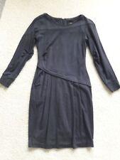 Kleid von Odeeh, Gr. 34, Blau-Grau