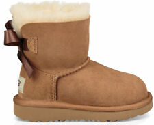 UGG MINI BAILEY BOW KIDS Stiefel 2020 chestnut