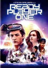 Ready Player One (DVD,2018) *DISC ONLY*NEW*Action, Adventure, S/Fic*Now Shipping