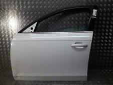 Audi A4 B8 Front Door LH N/S Left Side 2008 To 2011 IBIS White (LY9C) +WARRANTY