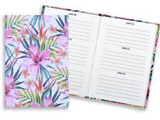 Pink Hibiscus Birthday Book Casebound 130 x 190mm Cumberland 766714***