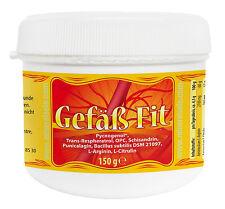 Gefäß Fit - Anti-Aging Pflege für Ihre Gefäße mit Pycnogenol® 150g Pulver
