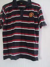 Manchester United Man Utd polo Football Shirt Large  /41348