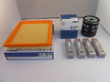 Ford Fiesta 2.0 ST Petrol Service Kit Oil Air Filter Plugs 2004 to 2009 MAHLE