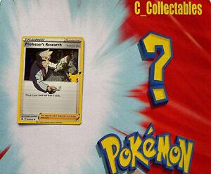 Pokemon Card Professor's Research 023/025 Celebrations 25th Anniversary Holo