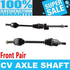 Front 2x CV Drive Axle Shaft for MINI COOPER 02-08 utomatic CVT Transmission