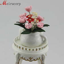 1/12 scale fine miniature colorful high quality elegant well made flower