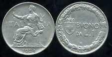 ITALIE  ITALY  1 lire 1924  ( bis )