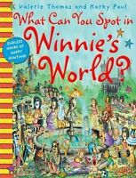 What Can You Spot in Winnie's World?-ExLibrary