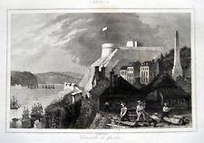 Citadelle de Québec Canada quebec ciudadela canadá 1849
