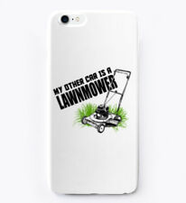 My Other Car Is A Lawnmower Gift Phone Case iPhone