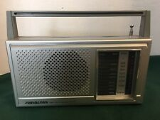 Soundesign Model 2222-C Am/Fm Portable Radio