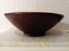 Vintage Urban Outfitters wood tribal ethnic African fruit bowl 1990s Eames