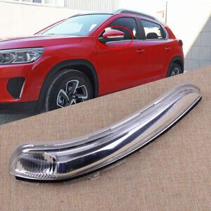 Car Left Side Mirror Indicator Turn Signal Light Fit For Citroen C3 2016-2018