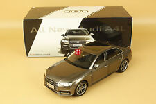 1/18 2017 Audi A4 L A4L Sedan brown color