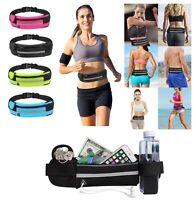 Lauftasche Bauch Sport Laufen Fitness Walking Wasserdicht Handytasche Gürtel