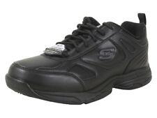 Skechers Work Women's Dighton-Bricelyn Slip Resistant Black Sneakers Shoes