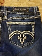 Ladies Rock Revival Jeans Size 34
