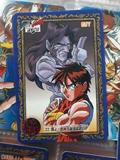 street fighter II ZERO card game trading card n 22