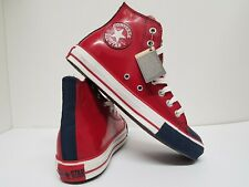 Converse All Star Speciality Red Navy Synthetic Size 6.5 Womens