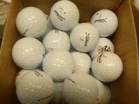 40 Titleist DT Trusoft Tru Soft golf balls bargain!! Grade B