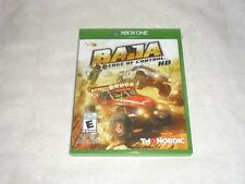 Baja Edge of Control HD ( Xbox One, 2017)   With Case