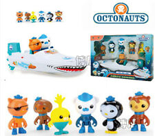 Electric Octonauts Gup Speedboat Rescue Boat Action Figure Doll Bath Playset Toy