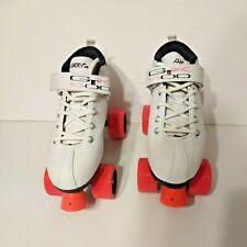 Pacer GTX 500 Roller Skates - Women's Size 6 - White / Pink