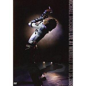 MICHAEL JACKSON Live At Wembley July 16 1988 DVD BRAND NEW NTSC Region All