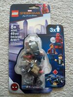 LEGO Marvel - Spiderman Far From Home Minifigure Pack 40343 - New & Sealed