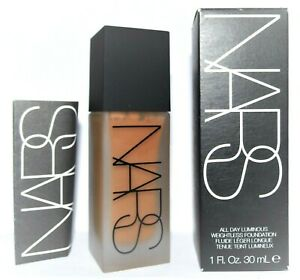 NARS All Day Luminous Weightless Foundation New Guinea New