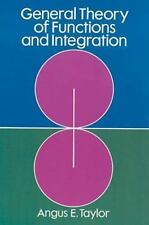 General Theory of Functions and Integration (Dover Books on Mathematics), Mathem