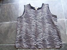 Animal Print Millers Falls Company Sleeve Tops for Women