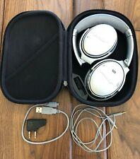 Bose QuietComfort QC35 II Noise Cancelling Bluetooth Wireless Headphone - Silver