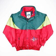 Vintage AMERICAN Green Outdoor Winter Snowboard Team Jacket Mens Size Medium