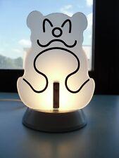 Lampada da Tavolo per bambini YOGHI AXO LIGHT, in VETRO E METALLO G4 10W