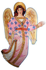 """Beistle 36"""" Jointed Heavenly Angel Party Wall Christmas Decoration"""