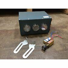 Sahara Compact ENGINE COOLANT Deluxe Heater Kit 12,000 BTU Adjustable 3 Vent Car