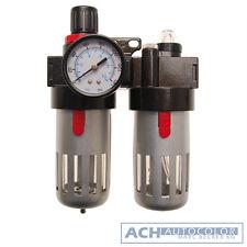 Druckluft-filter/öler-einheit mit Druckregler BGS