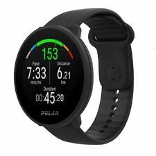 Polar Unite Waterproof  Fitness Watch w/Wrist based HR, Sleep, Black
