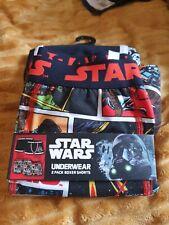 Mens Star Wars Boxer Shorts Small Brand New