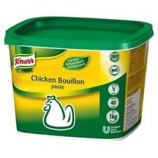 Knorr Gluten Free Chicken Paste Bouillon 2x1kg Tub