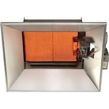 Infrared PROPANE HEATER - 32,000 BTU - 1,500 Sq Ft - Direct Spark - Ceramic