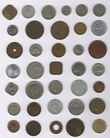 Collection Of 35 World Coins | Bulk Coins | Pennies2Pounds