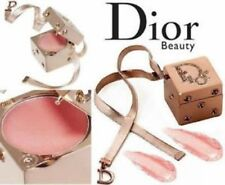 "100%AUTHENTIC RARE Exclusive DIOR ""SWAROVSKI DIAMONTE"" JEWEL MAKEUP GOLD CHARM"